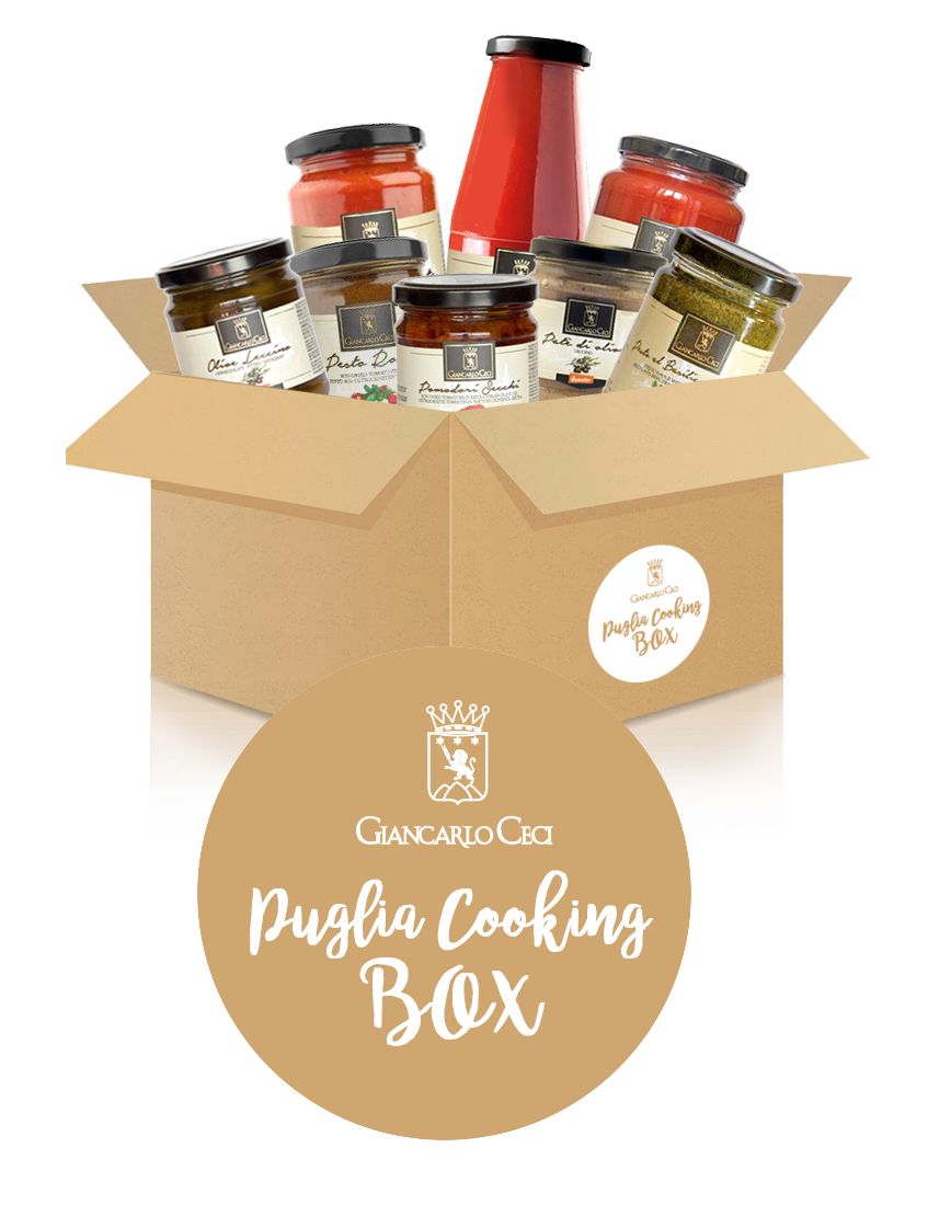 Puglia Cooking Box